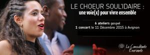 Annonce du concert du 11 Décembre
