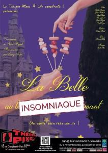 Affiche La Belle insomniaque